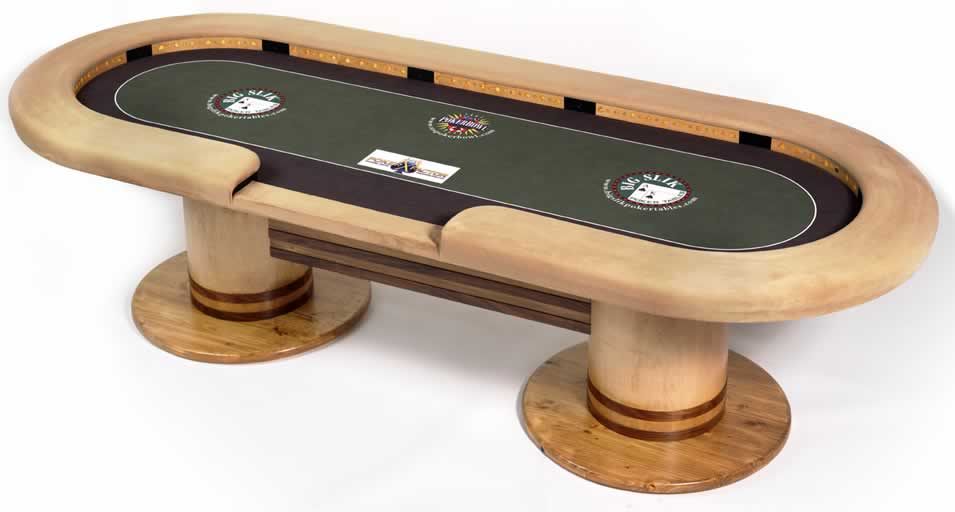 Poker Tables,Blackjack Tables,Custom Poker Tables,Poker Tables Atlanta    Big Slik Poker Tables